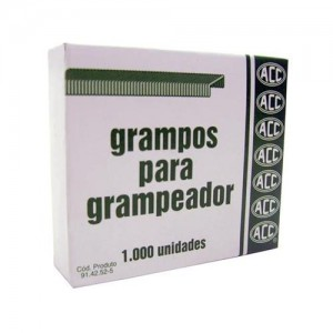 Grampo ACC para Grampeador 23/23 Galvanizado 1000pçs