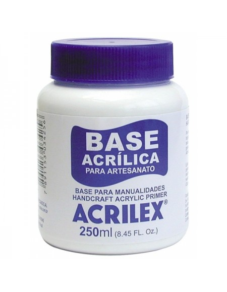 Base Acrílica Acrilex 250ml