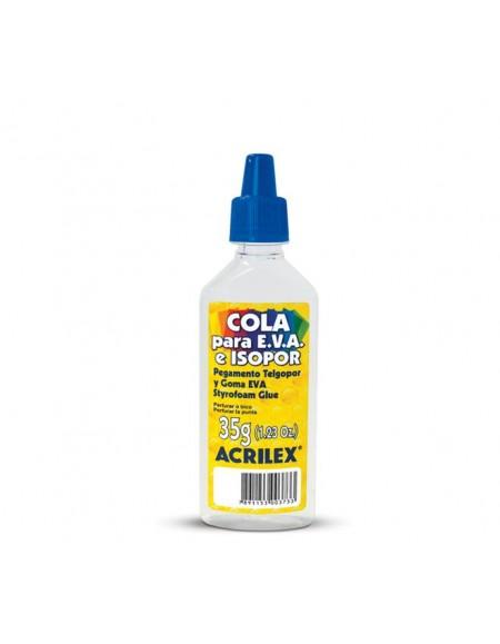Cola Acrilex Para EVA e Isopor 35g