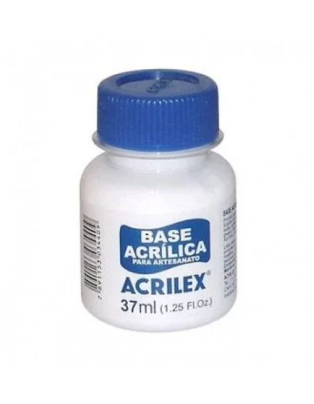 Base Acrílica 37ml - Acrilex