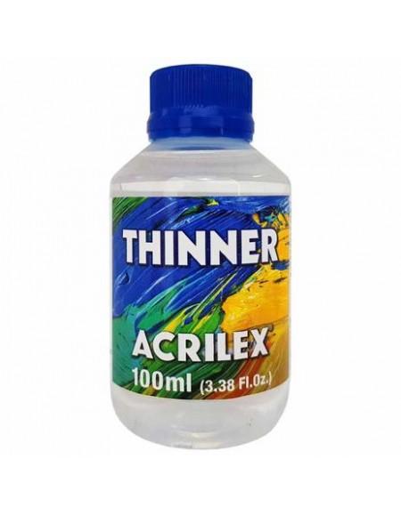 Thinner 100ml Acrilex
