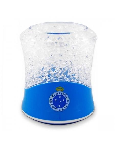 Cooler Porta Garrafa Em Gel Cruzeiro - Brasfoot