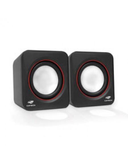 Caixa de Som C3 Tech 2.0 3W/RMS SP-301