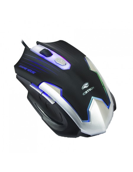Mouse Gamer C3 Tech Optico MG-11BSI