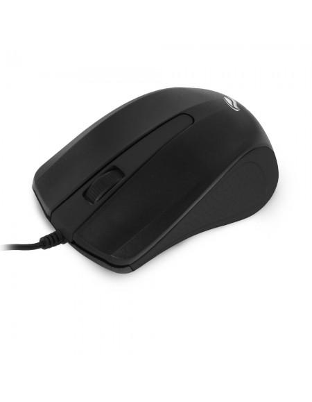 Mouse C3TECH Óptico USB 1000 dpi 3 botões MS-20BK