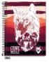 Caderno Cadersil Capa Dura Universitario 1X1 96FLS Lone Wolf