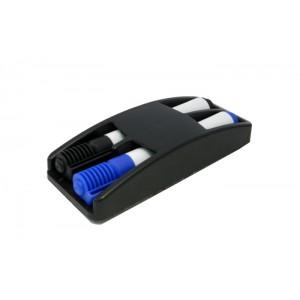 Apagador Para Quadro Branco Carbrink Para 2 Marcadores
