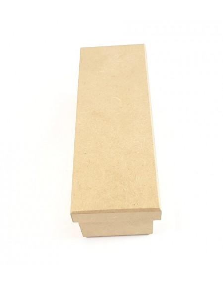 Caixa Retangular de MDF  21cmX07cmX05cm