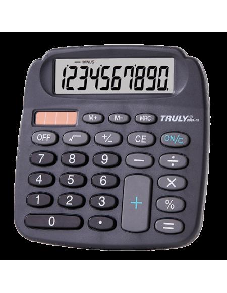 Calculadora Truly de Mesa 10 Digitos 808A-10