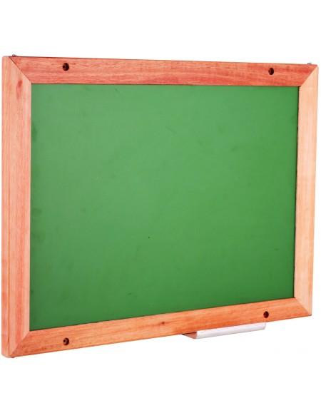 Quadro Cortearte Lousa Verde Madeira 60cmX40cm