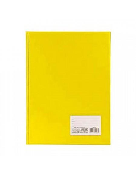 Pasta Catálogo DAC c/10 Plásticos finos c/Visor Oficio 240mm x 330mm