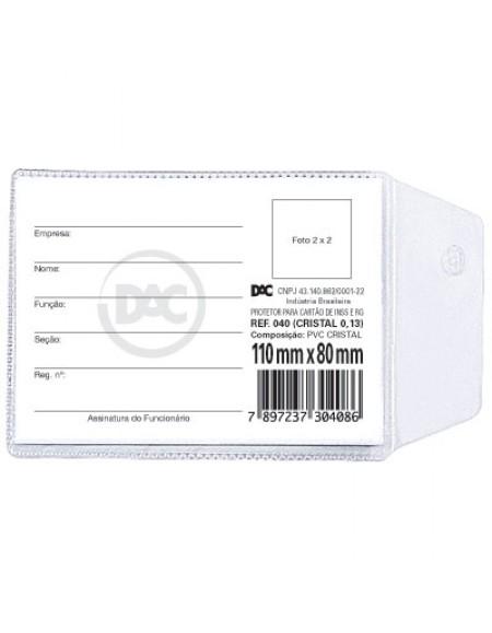 Protetor DAC Multiuso 110mmx80mm PCT C/100