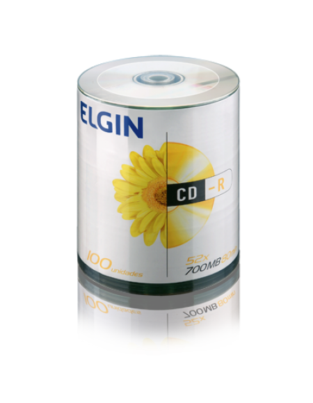 Cd-r Elgin 700mb pct c/100