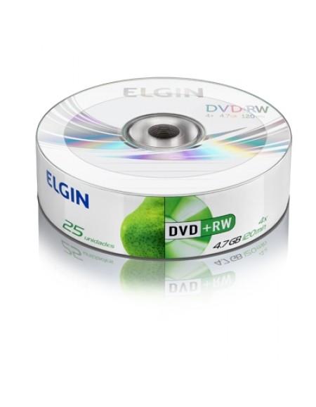 DVD+RW Elgin 4.7gb 120min