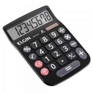 Calculadora de Mesa Elgin Preta 12 Dígitos MV 4133
