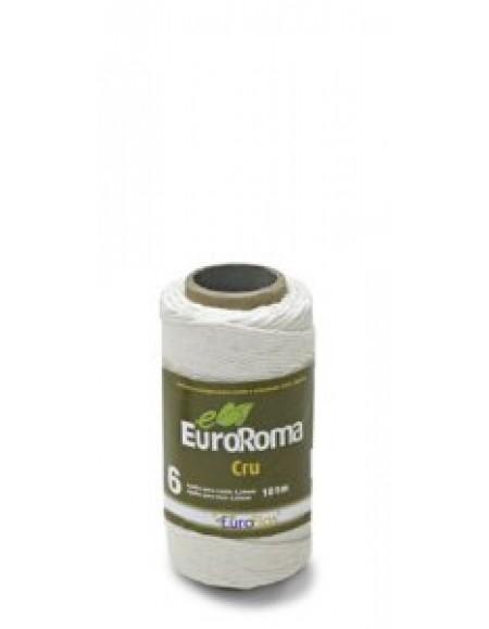 Barbante Eurofios Escolar N° 6 100g 76m