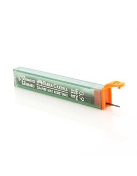 Grafite Faber-Castell Polymer 0,9mm HB