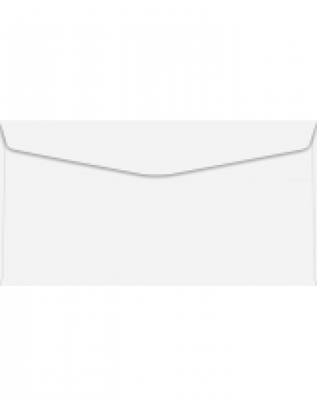Envelope Foroni Carta Branco 114X162 Sem RPC CX C/1000