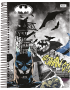 Caderno Foroni Batman Universitário Arame 1x1 Capa Dura 96fls