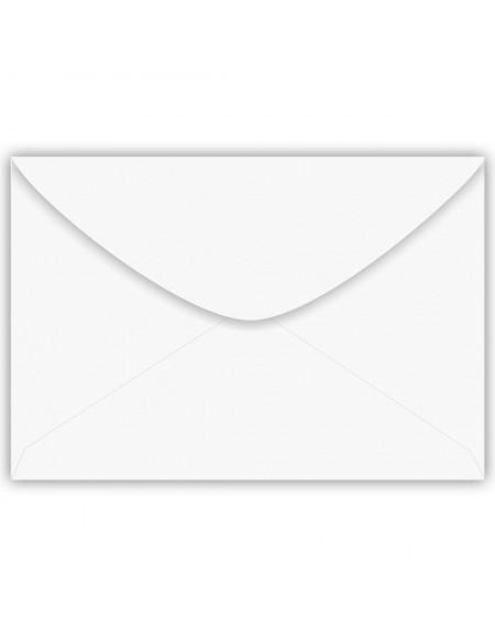 Envelope Foroni Carta Visita Branco 067x100 CX C/1000