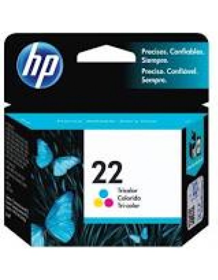 Cartucho HP 22 Color