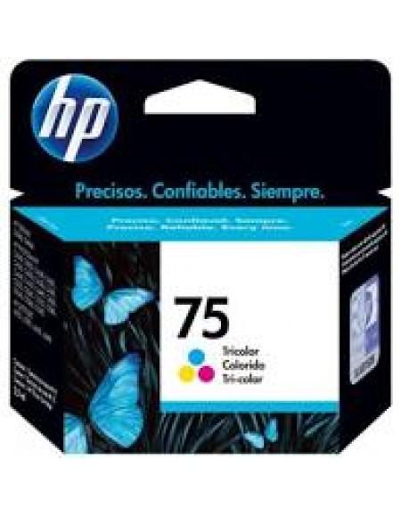 Cartucho HP 75 Color
