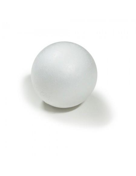 Bola de Isopor 25mm pct c/10