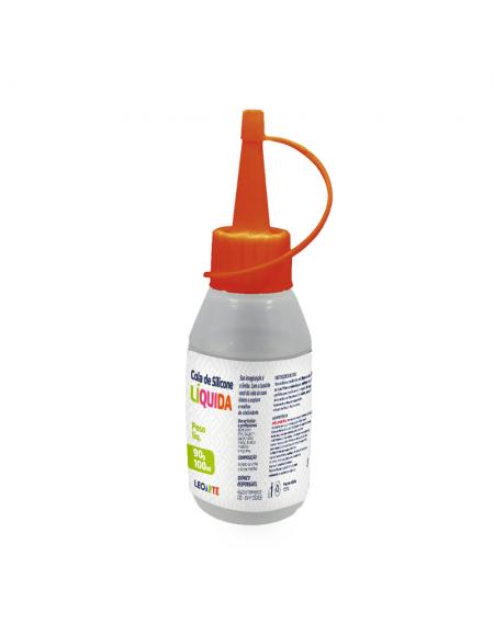 Cola de Silicone Líquida 100ml - LeoArtes