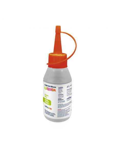 Cola de Silicone Líquida 250ml - LeoArtes