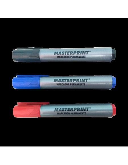 Marcador Permanente Masterprint MP615