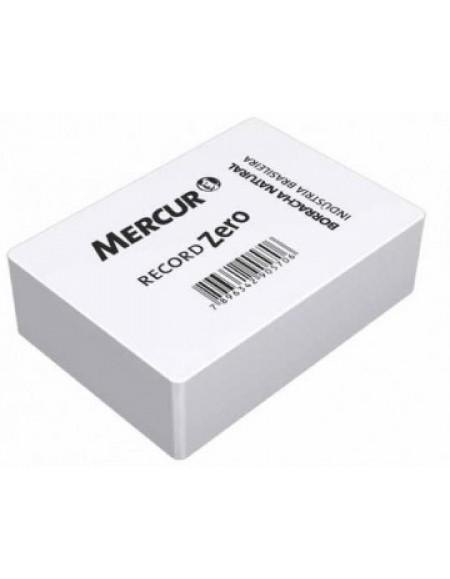 Borracha Mercur Branca Record Zero CX C/8