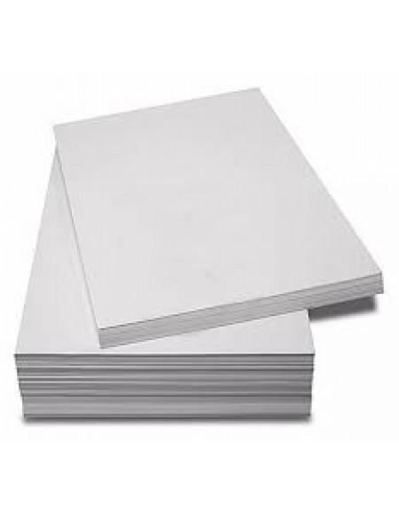 Papel A4 60 KG MILPEL 180g PCT Com 50 Folhas Branco