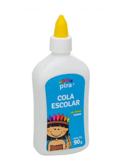 Cola Piratininga Branca Escolar 90g