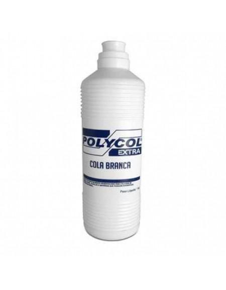 Cola Branca Extra 500g - polycol