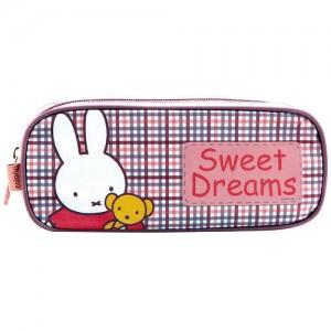 Estojo Colorizi Infantil Miffy Sweet Dreams 1 Compartimento