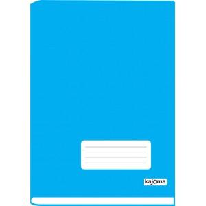 Caderno Kajoma Color Desenho Brochura 1x1 Capa Dura 96fls