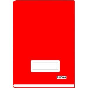 Caderno Kajoma Color Caligrafia Brochura 1x1 Capa Dura 96fls