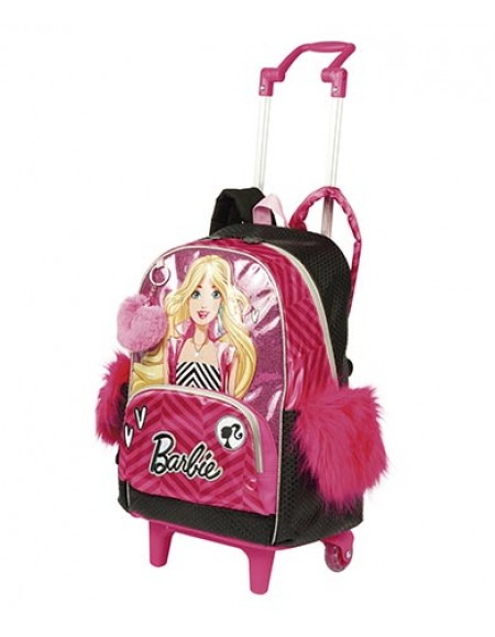 Mochilete Barbie 2 em 1 Sestini