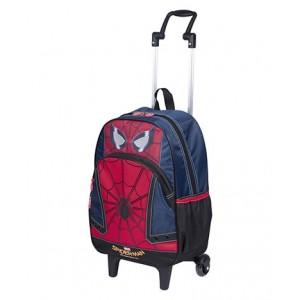Mochilete Sestini Grande Spiderman 18Y