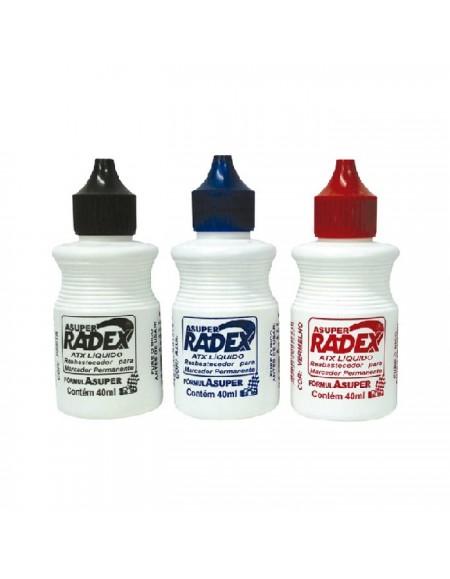 Tinta Para Marcador Permanente Radex 40ml