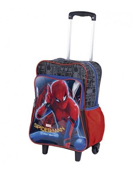 Mochilete Sestini Grande Spiderman