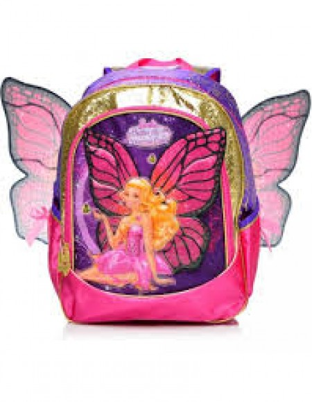 Mochila Sestini Barbie Butterfly e a Princesa Fairy