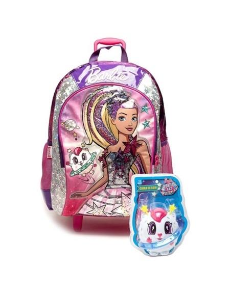 Mochilete Barbie Barbie Aventura Nas Estrelas Sestini