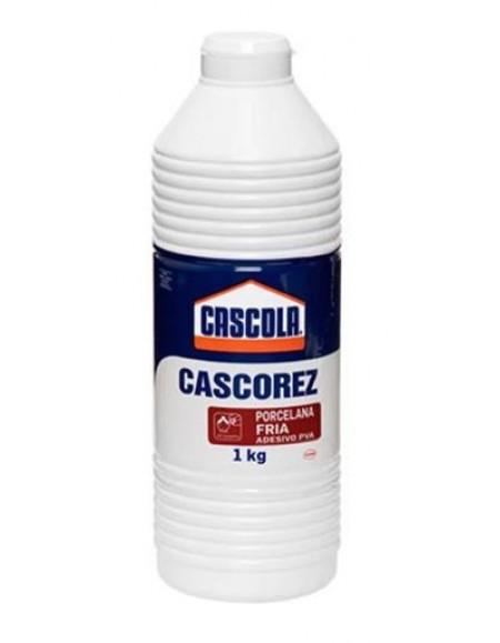 Cola Henkel Cascola Cascorez 1KG Porcelana Fria