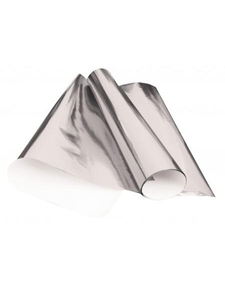 Papel Laminado 48cm x 60cm Pct c/40 fls