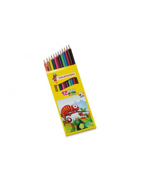 Lapis de Cor Waleuzinho 12 cores