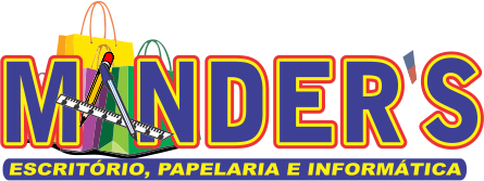 Manders - Escritório, Papelaria e Informática